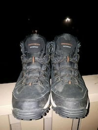 Sketchers hiking boots size 12