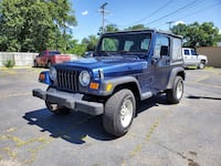 Jeep Wrangler 2001 Waterford