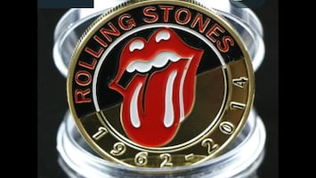 Rolling Stones Coin