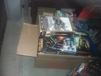 TONS OF OLD VHS TAPES