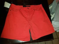 Calvin klein Jean shorts  New with tags Size 14 Myrtle Beach, 29577
