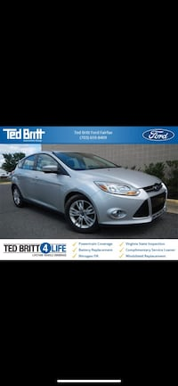 Ford - Focus - 2012 Fairfax