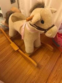 Pottery Barn Kids Rocking Horse - Excellent Cond.  Smoke and pet free  Toronto