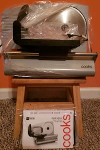 Home meat slicer NEW Conyers, 30094