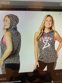 Sold out Zumba hoodie and pant set