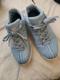 Women's 8 1/2 K'SWISS tennis shoes. Good condition San Diego, 92101