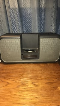 Black and gray portable speaker North Myrtle Beach, 29582