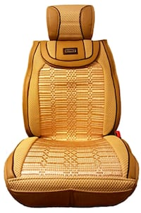 brown and white car seat 541 km