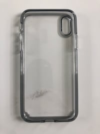 Spigen Ultra Hybrid Works with Apple iPhone Xs / iPhone X - Crystal Clear Toronto, M6M 2R6