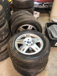 G550 wheels and tires