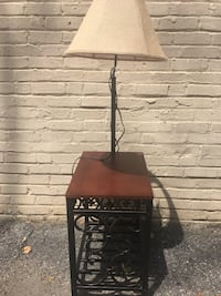 Table lamp with shade  Lynchburg, 24503