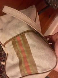 Bowling bag with strap and zipper Montevallo, 35115