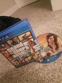 GTA V barely used have no use for it don't like it Edmonton, T5T 2C9