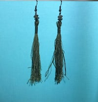 Fringe earrings Toronto, M9A 4W3