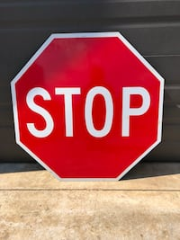 Stop sign metal Martinsburg, 25403