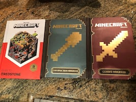 Minecraft Redstone Guide + Minecraft Handbooks
