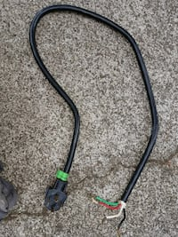 Dryer Appliance Electrical Cord