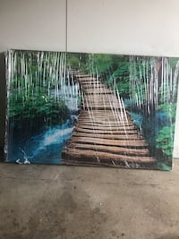 Canvas painting Yonkers