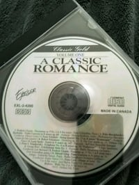 Classic Romance CD Vol 1.  Grand Junction, 81503