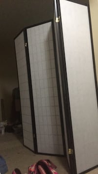 4 panel room divider Los Angeles, 91311
