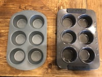 Muffin pans - $10 for two Ellicott City, 21042
