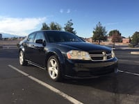 2013 Dodge Avenger North Las Vegas