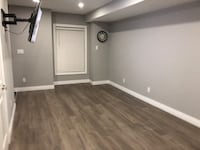Painting floor install drywall mud tape tiles framing professional work Hamilton