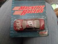red and white car die-cast model Hindsboro, 61930