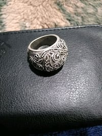 silver ring Chicago, 60620