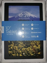 Lenovo tablet Still sealed in box