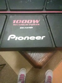 1000w Pioneer amplifier Indianapolis, 46203