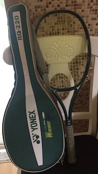 Yonex tennis racket with case never used. Price is firm Mullica Hill, 08062