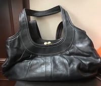 Real strong Coach purse  Vaughan, L6A 1X1
