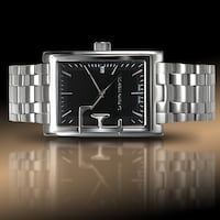 NEW La Fontaine 1188M-02M Frizon Men's Swiss Stain.Steel Watch Toronto