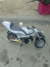 Pocketbike 120 if purchase  today 2229 mi
