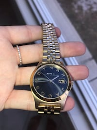 New Marc Jacobs Gold watch Markham, L6B 1B5