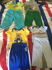 assorted-color pants lot San Benito, 78586