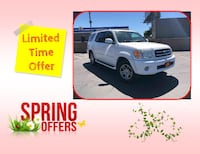 2004 Toyota Sequoia with 3rd Row San Diego