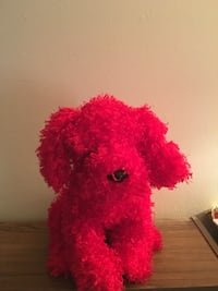 Ref fluffy stuffed dog Omaha, 68104