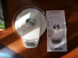 Conair Digital Food scale