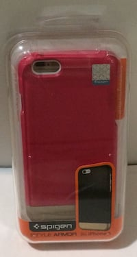 red and black smartphone case Vaughan, L6A 4R1