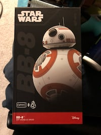 BB8 remote toy  Chantilly, 20152