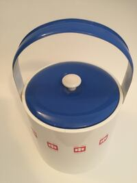 VINTAGE ICE BUCKET - INGERSOLL RAND - CLOSE TO SHOPS DON MILLS Toronto