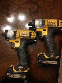 Dewalt cordless hand drill with battery  Watsonville, 95076