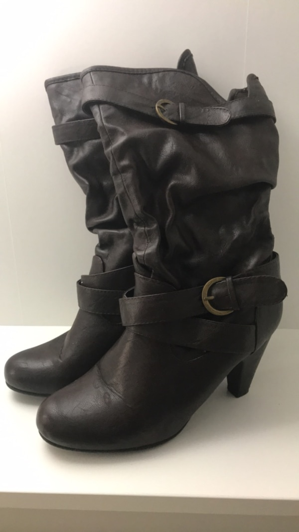 3e0bd904d2f2 Used Nine west Boots for sale in San Jose - letgo