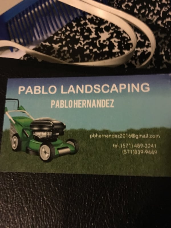 I do work to cut trees and trim and.  painting cut grass and gardiniria d0c5151e-d65e-4467-9655-4b3f9d145f8a