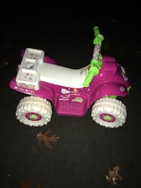 Hello Kitty Battery Operated Quad
