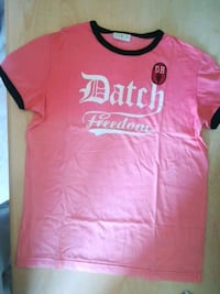 t-shirt rosa Datch freedom Afragola, 80021