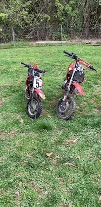 Dirtbike Laurel, 20707