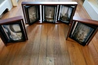 Set of 3 picture frames  Chelsea, 02150